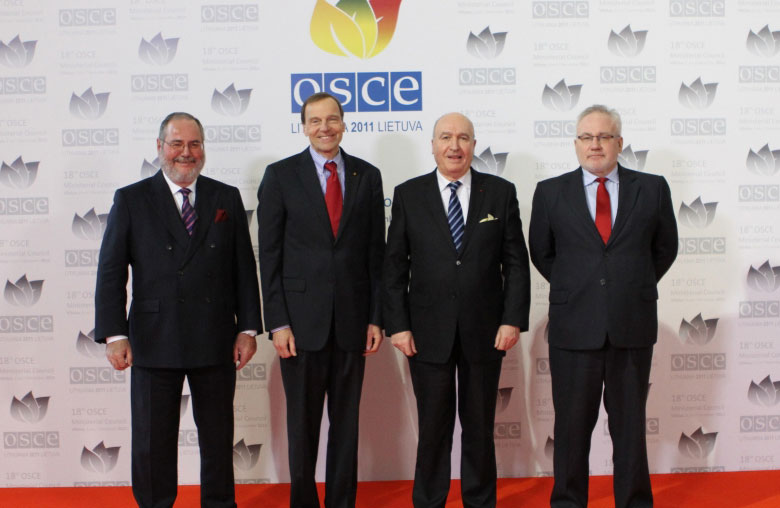 Press Release by the Minsk Group Co-Chairs
