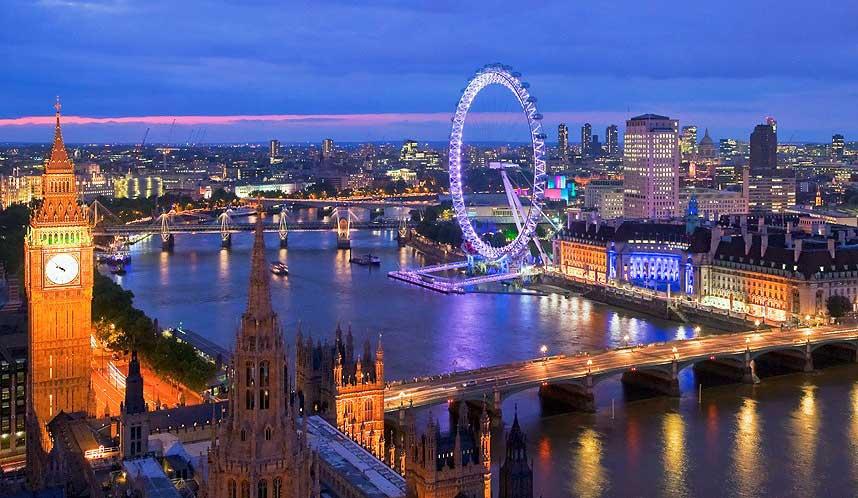 London haqqında bilmədiyiniz 54 fakt
